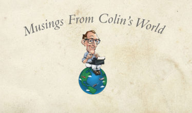 Musings From Colin's World