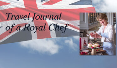 Travel Journal of a Royal Chef
