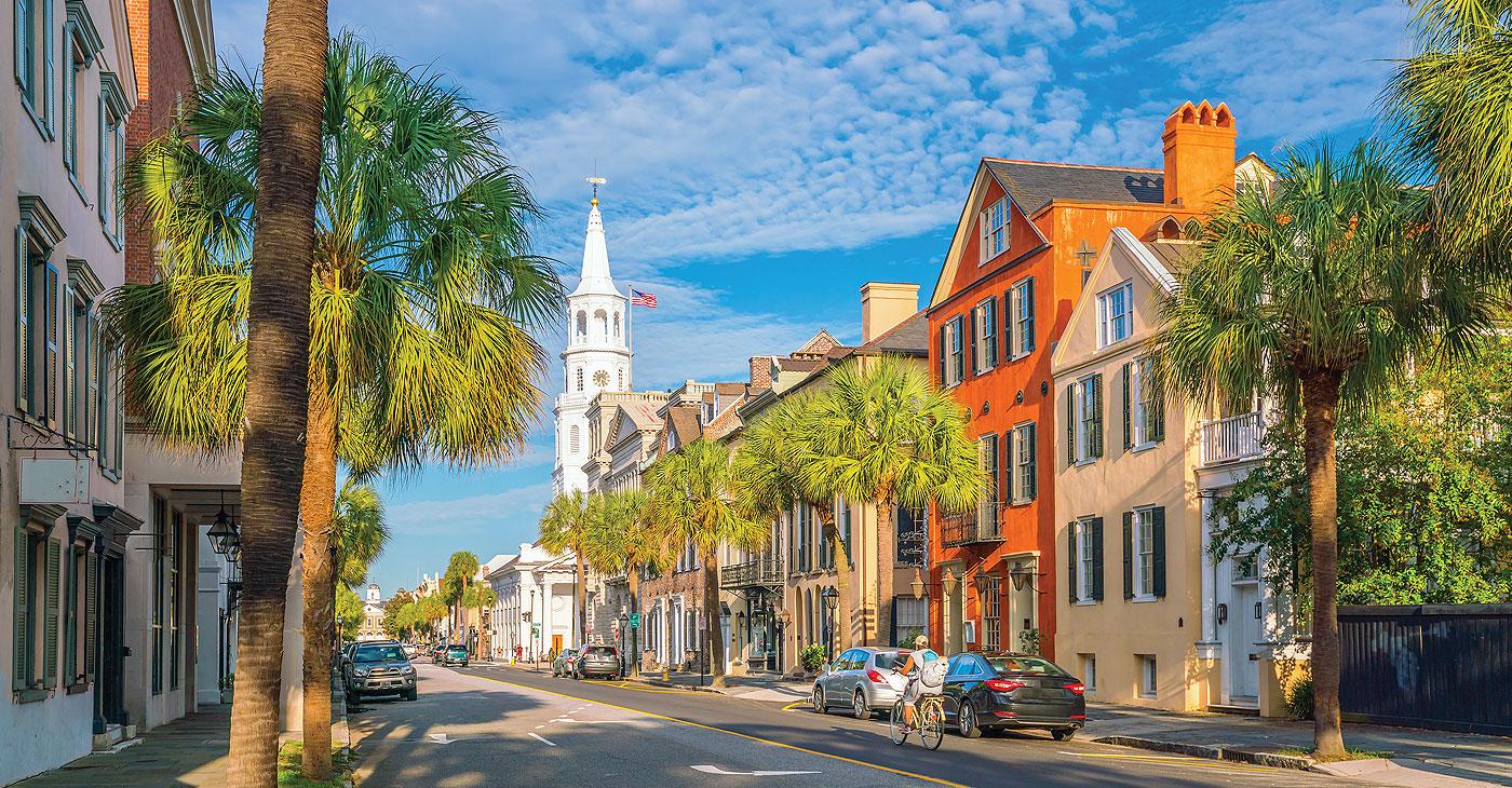 Spring in Charleston