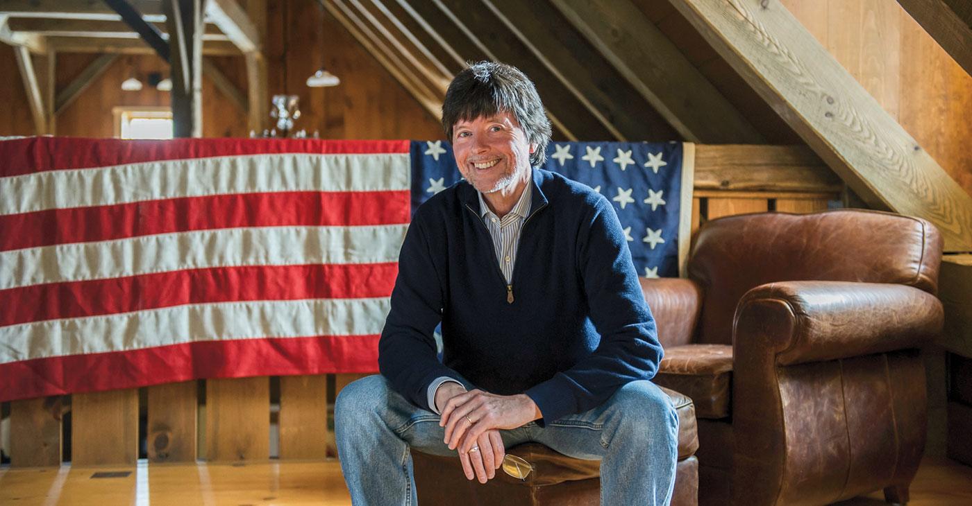 Ken Burns American Journeys Partnership