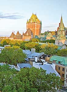 Canada's Capital Cities
