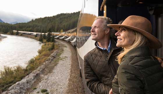 Canadian Rail Travel